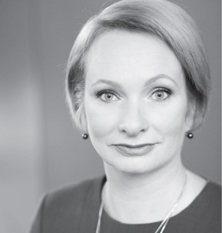 Līderis iesaka | Zane Kotāne, AS Conexus Baltic Grid valdes priekšsēdētāja